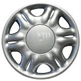 CORA 000119306 Set 4 Pezzi Copricerchi Dinamic Vernice Lucida, 13 Pollici