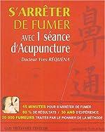 S'arrêter de fumer avec 1 séance d'Acupuncture de Requena