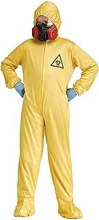Fun World - Unisex Hazmat Suit Costume