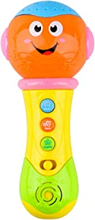 Microphone Toy Gift for Kids Boys Baby -Best Birthday Gift