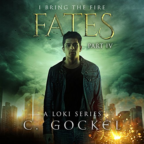 Fates audiobook cover art