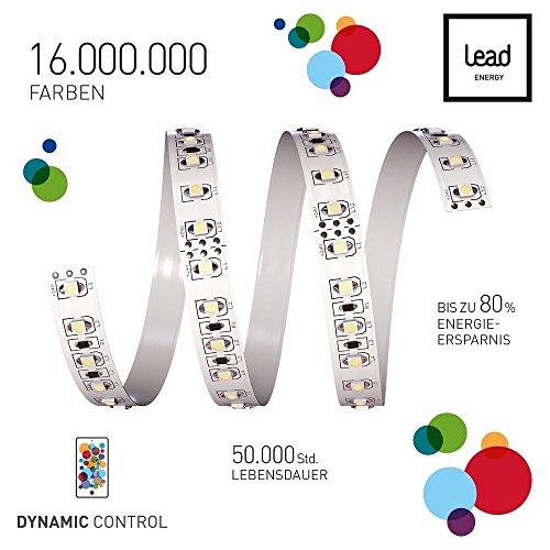 Lead Energy LED STRIP SET SDCW68, WiFi, RGBW, LEAD DYNAMIC CONTROL