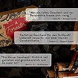BBQ Grill Gewürze Geschenkset Männer I 5 erlesene Grillgewürze inkl. Rezepte, perfektes Grill Geschenk für Männer, Grill Geschenke für Männer - 7