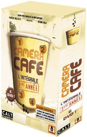 Caméra Café : L'Intégrale 2e année - Coffret 6 DVD