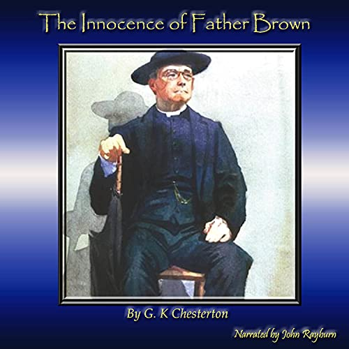 The Innocence of Father Brown cover art