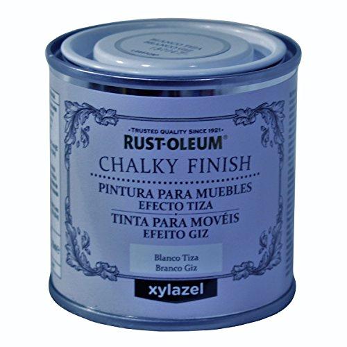 Rust-Oleum 4080108 Pintura, Blanco, 125 ml