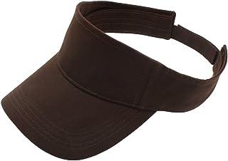 1d9bc7006cc Top Level Sun Sports Visor Men Women - 100% Cotton Cap Hat