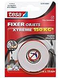 Tesa 55791-00007-00 Fixer Objets Xtreme 150 kg 1,5 m x 19 mm