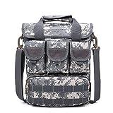 Zoomne - Bolsa de hombro para senderismo, ciclismo, caza, camping o escuela