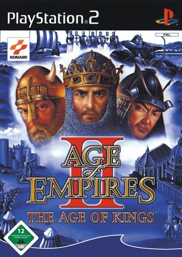 AGE OF EMPIRES 2 PS2