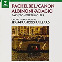 Works By Pachelbel / Bach & Albinoni by Pachelbel (2008-02-18)