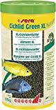 sera Cichlid Green XL Nature Alimento para acuarios - 370 g/ 1000 ml