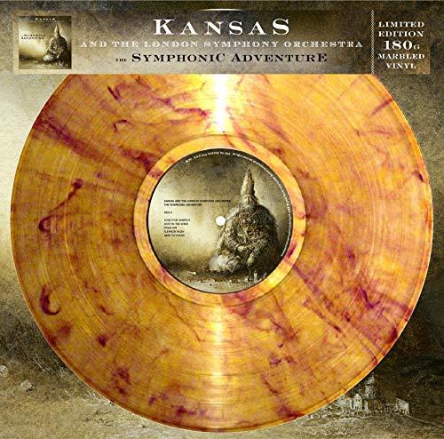 The Symphonic Adventure - Limitiert 180 Gr Marbled Vinyl [Vinyl LP / Limited Edition]