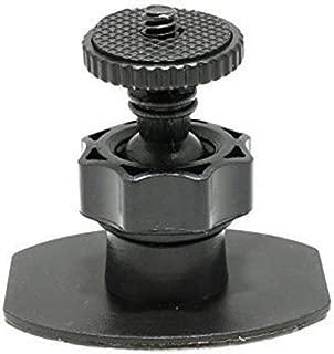 homewineasy ドライブレコーダー ホルダー 最小型 マウント カメラ 3M吸着テープ 車装 車にアクションカム/GPS/カーナビ等を固定