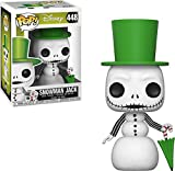 Pop! Vinyl: Disney: Nightmare Before Christmas: Snowman Jack Skellington