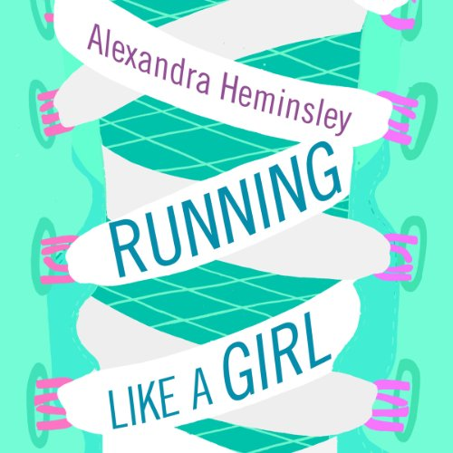 Running Like a Girl audiobook cover art