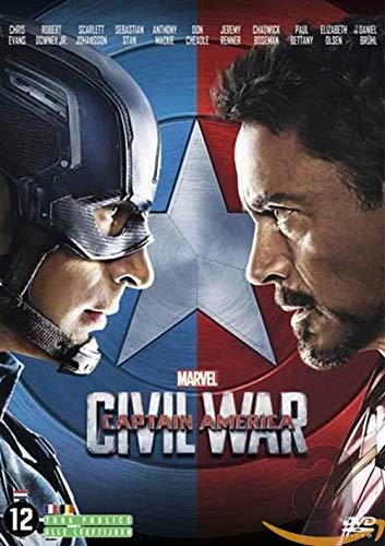 Captain America : Civil War [DVD]