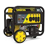 Champion Power Equipment 100485 11,500/9,200-Watt Portable Generator, Electronic Fuel Injection Technology and CO Shield