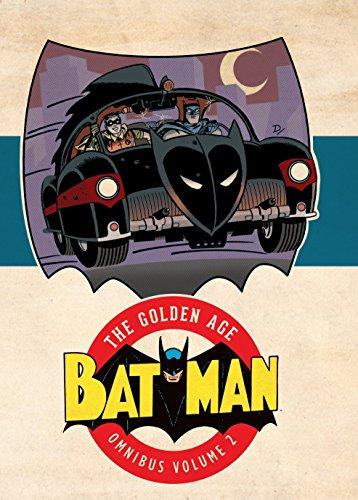 Batman: The Golden Age Omnibus, Volume 2