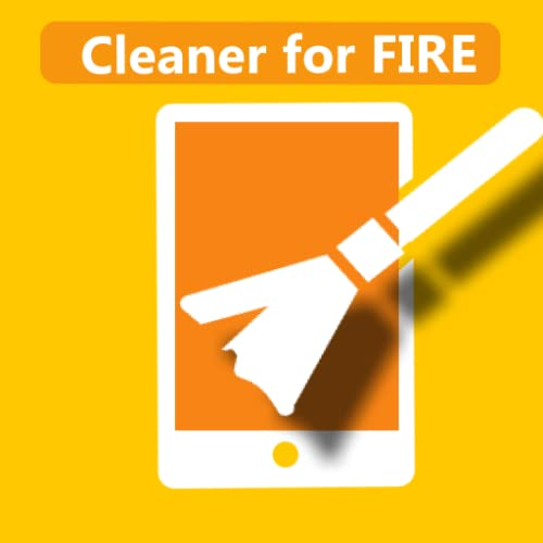 Garbage and Cache Cleaner for Kindle Fire Tablets (Rebizo)