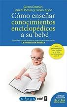 Como enseñar conocimientos enciclopedicos a su bebé (Tu hijo y tú) (Spanish Edition)