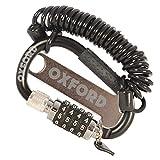 Oxford Candado especial para casco lk390