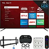 Best 70 Inch Tvs - TCL 75S425 75-inch 4-Series 4K Ultra HD Roku Review