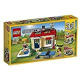 Lego Creator Creator-31067 casa Modular con Piscina, Multicolor, Miscelanea (31067)