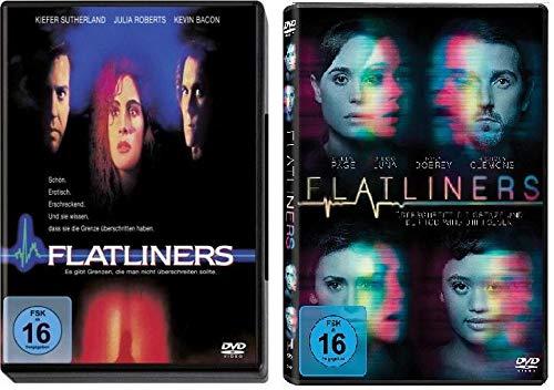 Flatliners 1990 + Flatliners 2017, deutsch, alt & neu, Remake, 1 und 2