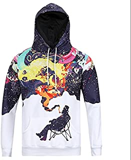 Other Hoodies & Sweatshirts For Men, Multi Color L