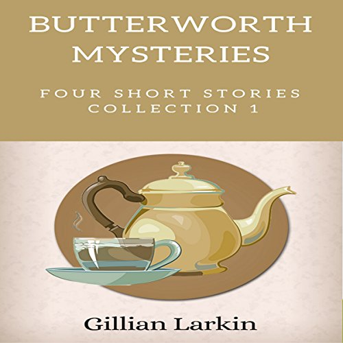 Butterworth Mysteries - Box Set 1 audiobook cover art