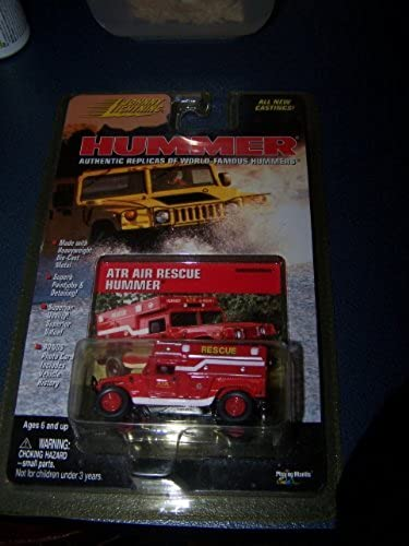 ATR Air Rescue Hummer by Johnny Lightning
