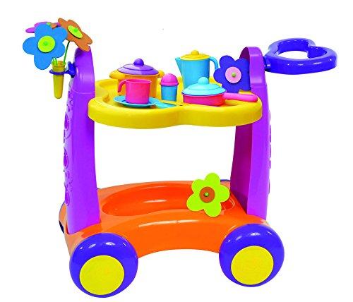 Polesie Serve-n-Play Chariot en boîte