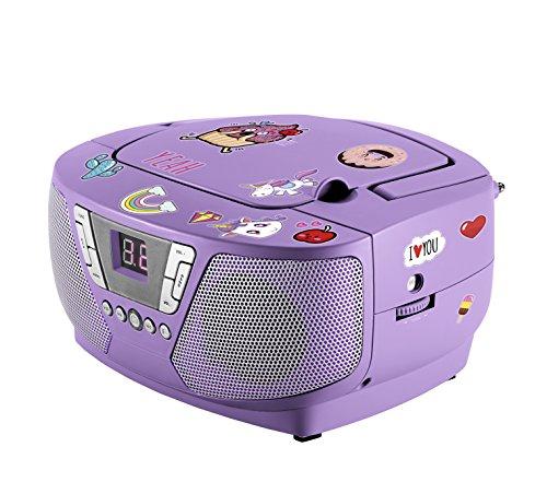 BigBen Interactive CD60 Radiorekorder