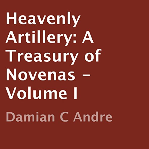 Heavenly Artillery audiobook cover art