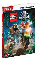 LEGO Jurassic World - Prima Official Game Guide de Rick Barba