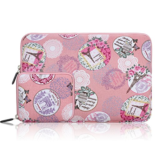 Arvok Wasserdicht Neoprene Hülle Sleeve Tasche, Laptoptasche Schutzhülle Laptop Sleeve Case für 13-13,3 Zoll MacBook Pro, MacBook Air, Notebook Computer Laptophülle Notebooktasche mit Kleinen Fall