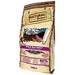Natural Greatness Pienso seco para Gatos Receta Wild Instinct. Ultra Premium - Cat & Kiiten - Todas Las Razas. 600 g 3