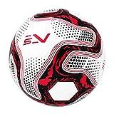 SportVida Ballon d'entraînement de football Taille 5 (SV-PA0025)
