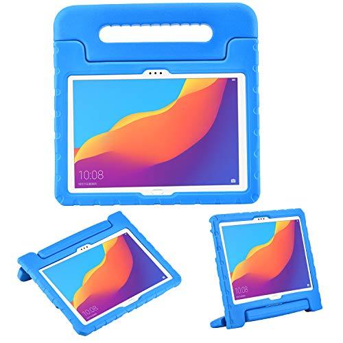 Cradle HR - Custodia protettiva per Huawei MediaPad T5, 10, da 10,1 pollici e Huawei Honor Play Pad 5 da 10,1 pollici, per l'utilizzo per bambini, in EVA leggera, protettiva e antiurto