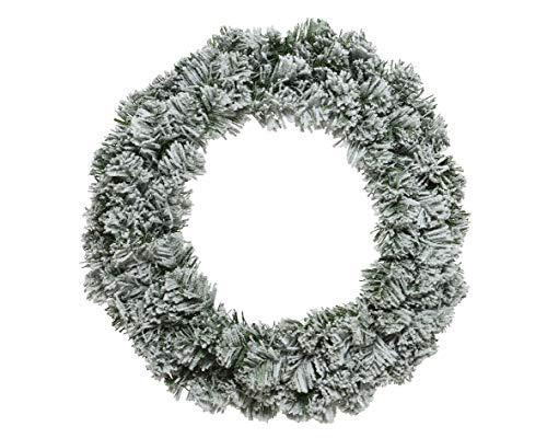 Kaemingk Pino Imperiale Innevato Natale Ghirlande E Frange, Multicolore, 8718533700343