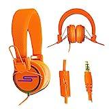 Cuffie stereo Extra-Bass Clear Sound con microfono e telecomando per Motorola Defy Plus by PH26