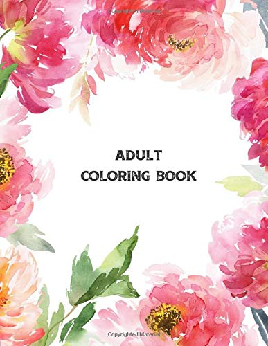 Adult Coloring Book: Animal Coloring Book for Adults, Seniors, Teens and Kids| Colorful Creations to Blow your mind for Relaxation , Stress relief & Brain functioning