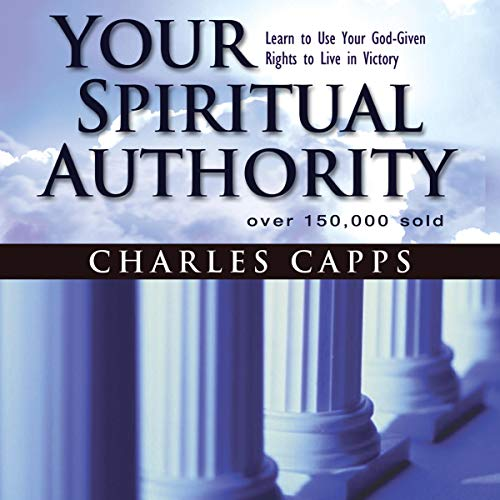 Your Spiritual Authority  By  cover art