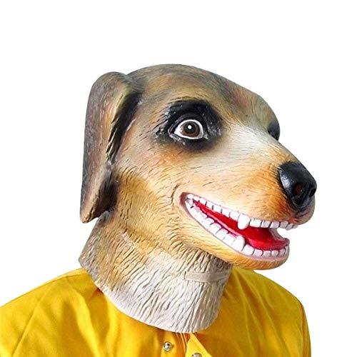 Latex Hundemaske