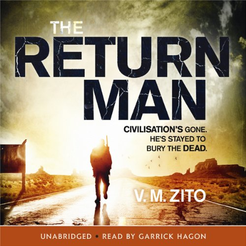 The Return Man cover art
