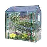 Serres Tentes Transparentes de Serre de Tomate, Couvertures Simples Imperméables de PVC avec L'armature, pour des Étagères D'usine de Balcon de Jardin D'été d'hiver Extérieur (Size : 130×90×150cm)
