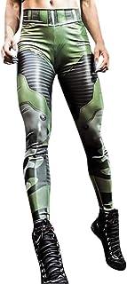 Qootent Yoga Pants Workout Leggings Fitness Sport Camo Sweatpant Pencil Trouser