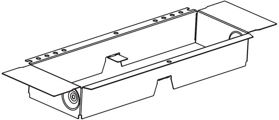 5304490028 Range Hood Classic Vent Damper Max 83% OFF 3-1 Genuine x 10-in 4 Origina