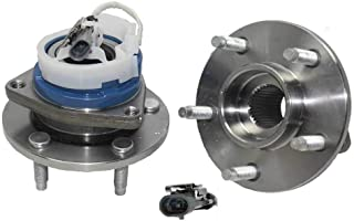 Prime Choice Auto Parts HB613123PR Pair 2 Wheel Hub...